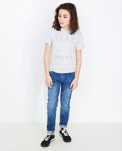 Zwarte slim jeans BESTies